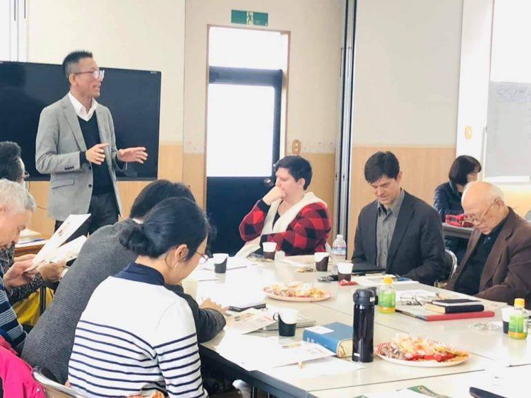 【雑記】仙台牧師会に参加しました!